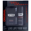 STR8 Original coffret II. Eau de Toilette 50 ml + desodorizante em spray 150 ml