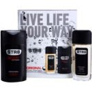 STR8 Original set cadou VI. Deodorant spray 85 ml + Gel de dus 250 ml