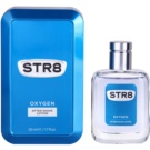 STR8 Oxygene Aftershave lotion  voor Mannen 50 ml
