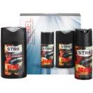 STR8 Rebel coffret IV. desodorizante em spray 150 ml + gel de duche 250 ml