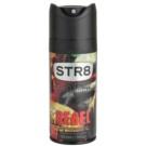 STR8 Rebel desodorante en spray para hombre 150 ml