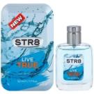 STR8 Live True Eau de Toilette para homens 50 ml