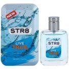 STR8 Live True Eau de Toilette para homens 100 ml