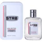 STR8 Unlimited voda po holení pre mužov 100 ml