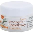Sylveco Face Care Hautcreme mit Ringelblume für empfindliche und irritierte Haut Birch - Calendula of Betulinic (Hypoallergenic) 50 ml