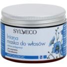 Sylveco Hair Care máscara capilar para o cabelo seco e frágil Linseed (Hypoallergenic) 150 ml