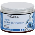 Sylveco Hair Care Hair Mask For Dry And Brittle Hair Linseed (Hypoallergenic) 150 ml