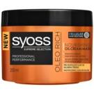 Syoss Supreme Selection Oleo Rich tápláló hajmaszk (Nourishing Oil-Cream-Mask) 200 ml