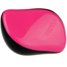 Tangle Teezer Compact Styler Hair Brush (Pink Sizzle Instant Detangling Hairbrush)