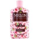 Tannymaxx 6th Sense Melon Rainbow crema bronceadora adelgazante para un bronceado moreno de solárium (Aloe Juice Based) 200 ml