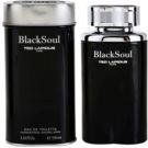 Ted Lapidus Black Soul Eau de Toilette for Men 100 ml