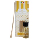 THD Home Fragrances Vanilla aroma difuzor s polnilom 100 ml