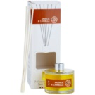 THD Platinum Collection Arancia & Cannella aroma diffúzor töltelékkel 100 ml