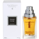 The Different Company Oriental Lounge Eau de Parfum unissexo 90 ml recarregável