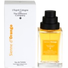 The Different Company Sienne d´Orange toaletní voda unisex 90 ml