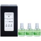 The Different Company Tokyo Bloom Eau de Toilette unissexo 3 x 10 ml (3x recargas com vaporizador)