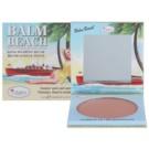 theBalm Balm Beach pudrowy róż dla długotrwałego efektu  5,576 g