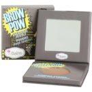 theBalm Brow Pow polvos de cejas tono Blonde  0,85 g