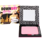 theBalm DownBoy blush e sombras em um  9,9 g