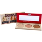 theBalm theManizer Sisters Highlighter Palette  3 x 3 g