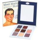 theBalm Meet Matt(e) Nude Palette mit Lidschatten  25,5 g