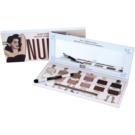 theBalm Nude Dude Eye Shadow Palette With Brush Volume 2 (Nude Eyeshadow Palette) 9,6 g