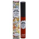 theBalm Read My Lips Lip Gloss Color WOW! 6,5 ml