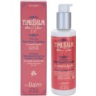 theBalm TimeBalm Skincare Rose Face Cleanser creme suave de limpeza gelatinoso para pele normal e seca  177 ml