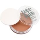 theBalm TimeBalm Make-Up für mittlere bis volle Deckung Farbton Dark 21,3 g
