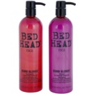 TIGI Bed Head Dumb Blonde set cosmetice I.