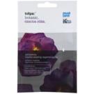 Tołpa Botanic Black Rose Regenerierende Maske mit Peelingeffekt  2 x 6 ml