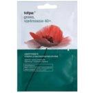 Tołpa Green Firming 40+ Firming Mask Anti Wrinkle Poppy, Senna, Lupine (Hypoallergenic) 2 x 6 ml