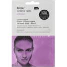 Tołpa Dermo Face Idealic mascarilla limpiadora rejuvenecedora para rostro, cuello y escote  2 x 6 ml