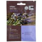 Tołpa Spa Bio Harmony Badesalz mit Torf mit Lavendel (Hypoallergenic) 60 g
