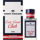 Tom Tailor East Coast Club Eau de Toilette für Herren 50 ml