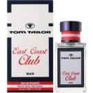 Tom Tailor East Coast Club toaletní voda pro muže 50 ml