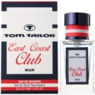 Tom Tailor East Coast Club eau de toilette férfiaknak 30 ml