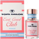 Tom Tailor East Coast Club Eau de Toilette für Damen 30 ml