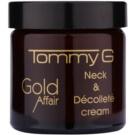 Tommy G Gold Affair crema rejuvenecedora para cuello y escote  60 ml