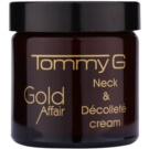 Tommy G Gold Affair омолоджуючий крем для шиї та декольте  60 мл