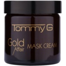 Tommy G Gold Affair feuchtigkeitsspendende und aufhellende Maske für empfindliche Haut 60 ml