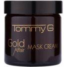 Tommy G Gold Affair masca de hidratare si luminozitate pentru piele sensibila   60 ml