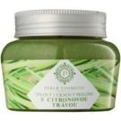 Topvet Body Scrub exfoliante de azúcar con hierba limón 200 g