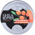 Topvet Shea Butter Sheabutter mit Sanddorn Nicht parfümiert  100 ml