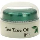 Topvet Tea Tree Oil gél problémás és pattanásos bőrre   ml