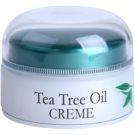 Topvet Tea Tree Oil crema pentru ten acneic  50 ml