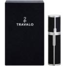 Travalo Milano polnilno razpršilo za parfum uniseks 5 ml  Black