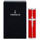 Travalo Milano polnilno razpršilo za parfum uniseks 5 ml  Red