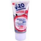 Under Twenty ANTI! ACNE INTENSE noční krém na jizvy po akné s chladivým účinkem  50 ml