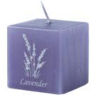 Unipar Lavender Violet Scented Candle 110 g